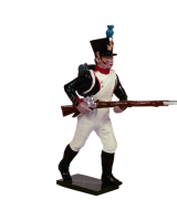 0718 3 Toy Soldier Fusilier advancing Kit