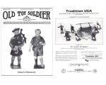Old Toy Soldier Magazine 1990 Volume 14 Number 2 - Metal-Art Miniatures