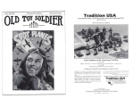 Old Toy Soldier Magazine 1994 Volume 18 Number 3 - Spot the Planes