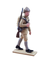 0835-1 Toy Kit, Private Marching - Turkish Infantry Kit