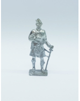 54mm Holger Eriksson - 148 - Original Military Miniature - Unpainted