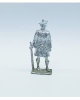 54mm Holger Eriksson - 170 - Original Military Miniature - Unpainted