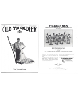 Old Toy Soldier Magazine 1999 Volume 23 Number 1 - The Vertunni Story