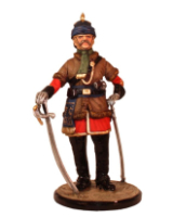 Sqn80 120 British Officer 2nd Punjab Cavalry Probyn's Horse 1857 Kit