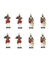 PG3 Toy Soldiers Set The Fifes and Drums Potsdam Giant Grenadiers Painted