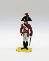P011 Royal Marine Officer - Painted