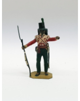 P039 Privat Brittish Infantry - Painted