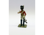 P073 Troper British Army Napoleonic War - Painted