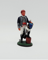 Del Prado 120 Officer, British Hussars, 1814 Painted