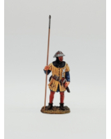 Del Prado 153 Scottish spearman, Bannockburn, 1314 Painted