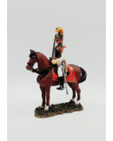 Del Prado 179 Officer, Austrian Cuirassiers, 1814 Painted