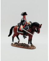 Del Prado 185 Trooper, Spanish Guardia de Corps, 1801 Painted