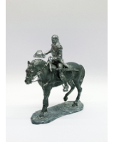 ToL 030 – Mounted Officer 54mm Unpainted