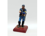 ToL 468 - American Civil War Union Army 90mm Foot Painted in Matt with Wooden base