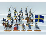 ToL 421 - Finnish War 1808–1809 - 30mm Flat Figures Painted