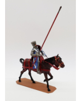 P060 Knight Henry de Bohun - Painted