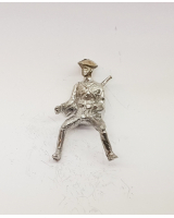 54mm Holger Eriksson - 378 - Original Military Miniature - Unpainted