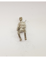54mm Holger Eriksson - 381 - Original Military Miniature - Unpainted