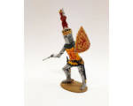 Robert Bruce King of Scotland - 75mm Tradition Foot Knight
