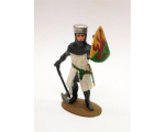 William Marshal Earl of Pembroke - 75mm Tradition Foot Knight