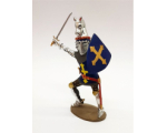 Sir Walter Paveley - 75mm Tradition Foot Knight