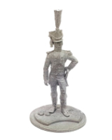 Series 77 - 1-6 Officer Line Infantry French Infantry 1804-1815 - Unpainted