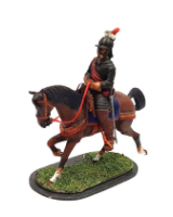 Series 77 - 10-13 Cuirassier English Civil War 1642-1651 Painted in Matt