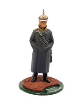 Series 77 - 14-3 Adjutant Line Kürassier Reg't Overcoat - Painted in Matt