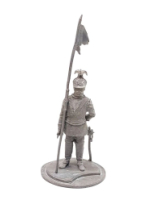 Series 77 - 14-5 Trooper Garde Kürassier Regiment Parade Dress - Unpainted