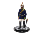 Series 77 - 14-7-1 Officer Line Kürassier Regiment Undress Uniform - Painted in Matt
