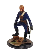 Series 77 - 8-7 Officer Royal Canadian Artillery - Painted in Matt
