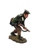 THOMAS GUNN NAP British 95th Rifles crouching forward