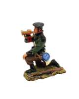 THOMAS GUNN NAP015B British 95th Rifles Bugler