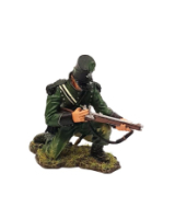 Thomas Gunn Napoleonic British NAP019A 95th Rifles Kneeling Reload With Hat MIB