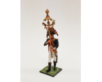 ToL 478 - Musician The French Army Napoleonic War Painted on metal base