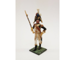 ToL 479 - Band leader The French Army Napoleonic War Painted on metal base