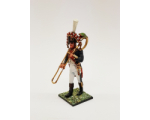 ToL 480 - Musician The French Army Napoleonic War Painted on metal base