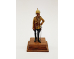 ToL 485 - Officer The British Army Painted on wooden base