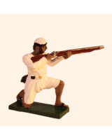 1105-6 Toy Soldier Mutineer Kneeling Firing Kit