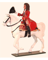 0301 Toy Soldiers Set The Duke of Marlborough Mounted Painted