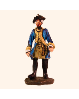 D 50 Musketeer Officer 30mm Willie Foot Kit