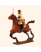 D 63 Cuirassier 30mm Willie Mounted Kit