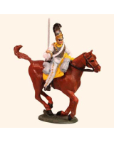 E 039 Russian Cuirassier 30mm Willie Mounted Kit