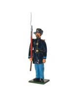43089 Federal Union Regular Infantry, 1861