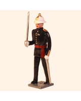 0005-1 Toy Soldier Officer Royal Marines c.1923 Kit