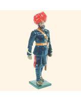 0065 3 Toy Soldier Gunner Kit