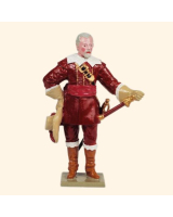 0067-1 Toy Soldier Set General Foot Kit