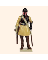 0067-4 Toy Soldier Set Trooper - The Parliamentary Horse Kit