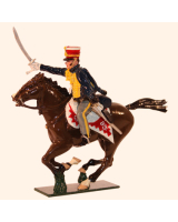 0762-2 Toy Soldiers Sergeant 10th Prince of Wales's Own Hussars