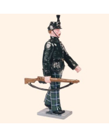 0084 3 Toy Soldier Private marching Kit